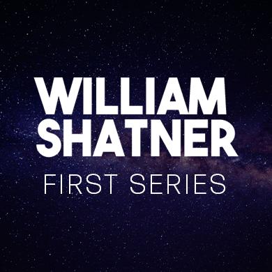 William Shatner Series 1 NFTs on Wax