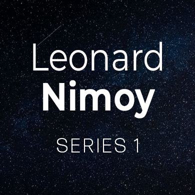 Leonard Nimoy NFT Series 1