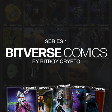 Bitverse Comics Series 1